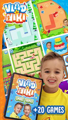 Vlad and Niki - Smart Gamesのおすすめ画像1