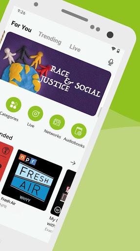 Podcast App & Podcast Player - Podbean 8.1.5 screenshots 2