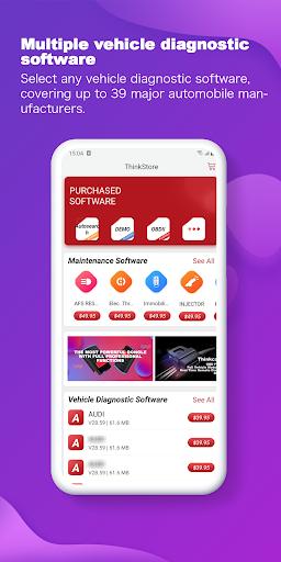 ThinkDiag mini 2.0.0 Screenshots 2