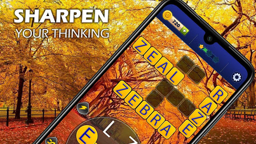 Wordscapes: free Word collect words with friends! apktram screenshots 4