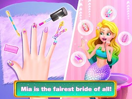 Mermaid Secrets 44-Brides Perfect Weddings Game