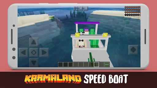 Skin Mod Karmaland 4 MCPE 1.2 Screenshots 3