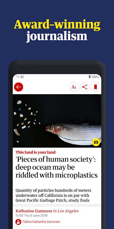 The Guardian - Live World News, Sport & Opinion  poster 0