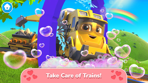 Mighty Express - Play & Learn with Train Friends 1.2.9 screenshots 2
