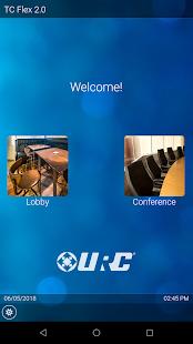 URC TC Flex 2.0 Mobile 1.5.32.0 screenshots 1