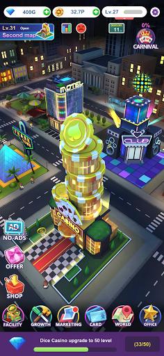 Crazy Night:Idle Casino Tycoon 0.27 screenshots 18