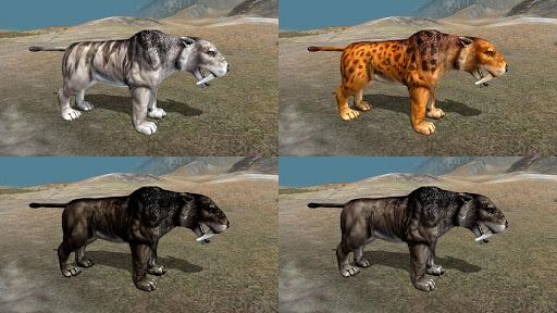 Sabertooth Tiger Chase Sim 2.1.0 screenshots 7