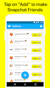 Free Friends for Snapchat – AddNow Apk Download 2021 5