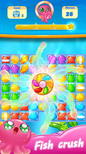 Fish Crush Puzzle Game 2021  screenshots 10