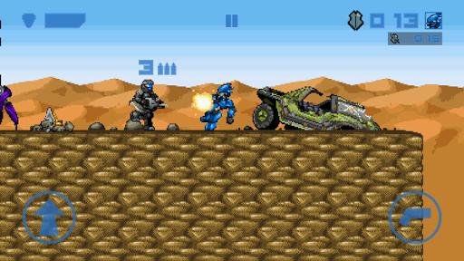 Spartan Runner 2.27 screenshots 5