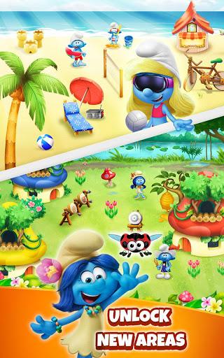 Smurfs Bubble Shooter Story modavailable screenshots 14