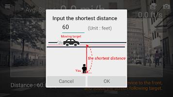 screenshot of Smart Speed