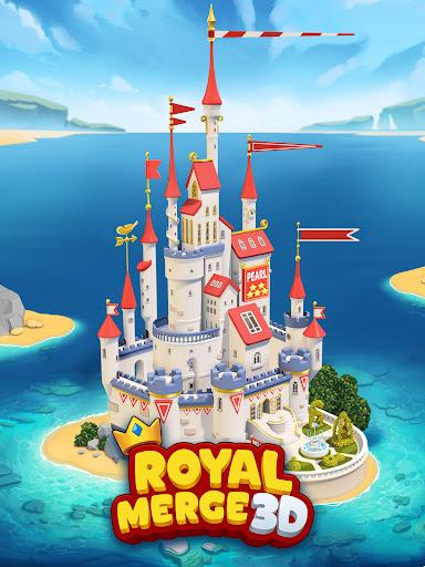 Royal Merge 3D : Match Objects 1.0.2 screenshots 15