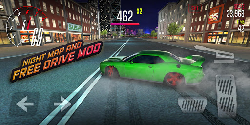 Drift X Ultra - World's Best Drift Drivers Apkfinish screenshots 15