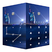 AppLock Theme Dubai