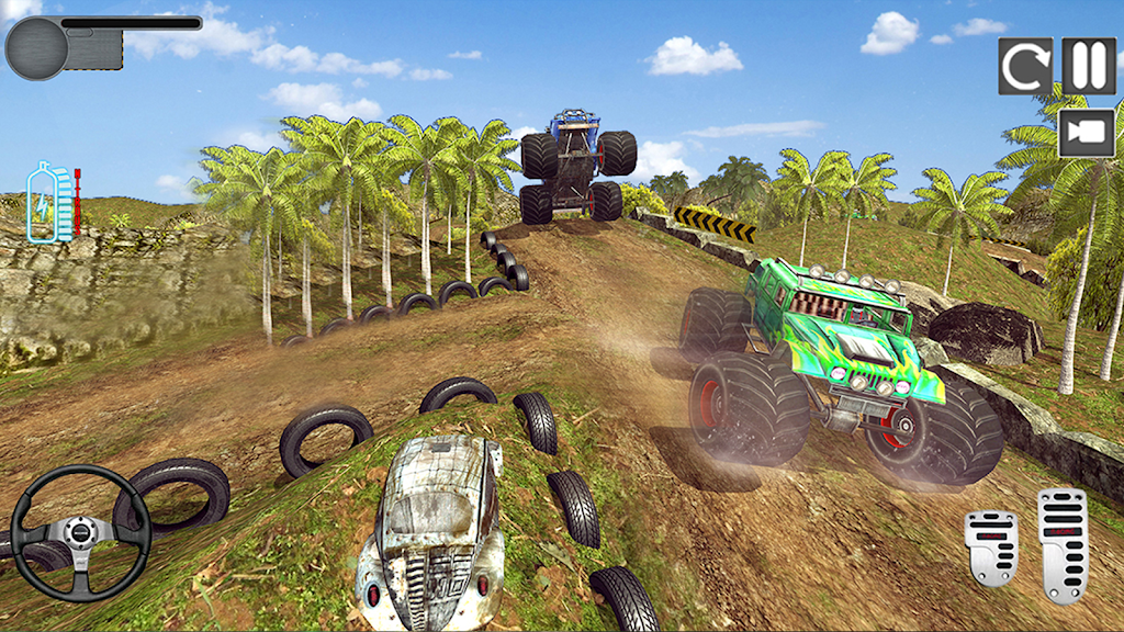 Monster Truck Off Road Racing 2020: Offroad Games  poster 7