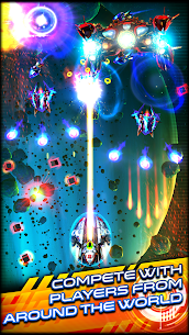 """Download Space Warrior: The Origin """"Space Warrior"""" action game for Android + mode + data 3"""