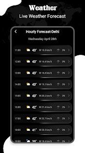 Local Weather Forecast-Live Weather Widget