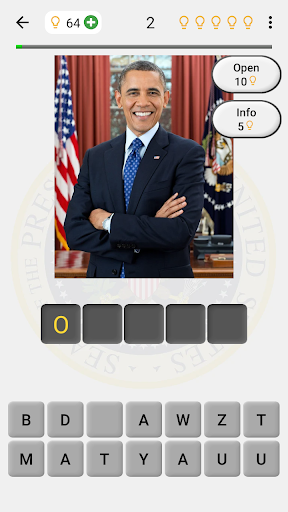 US Presidents and Vice-Presidents - History Quiz screenshots 6