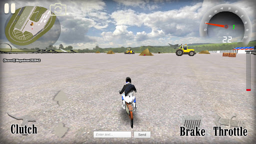 Wheelie King 4 - Online Wheelie bike 3D 1 screenshots 4
