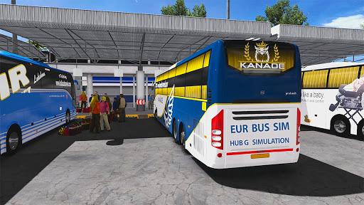 Euro Bus Simulator 2021 : Ultimate Bus Driving screenshots 14