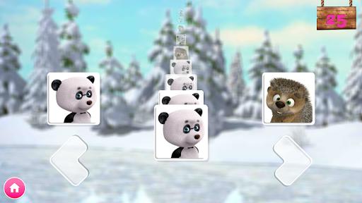 Masha and the Bear. Games & Activities screenshots 8