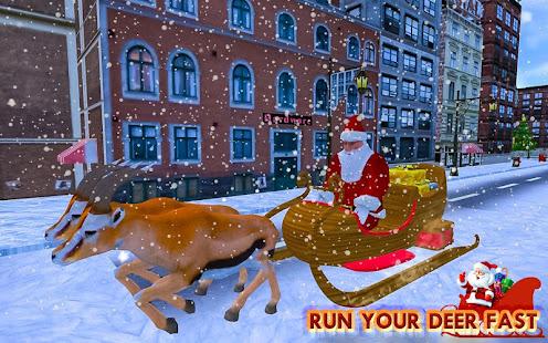 Christmas Santa Rush Gift Delivery- New Game 2020 2.5 Screenshots 17