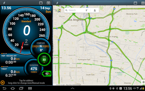 Ulysse Speedometer  Screenshots 9