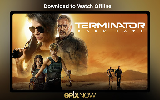 EPIX NOW: Watch TV and Movies apkdebit screenshots 12