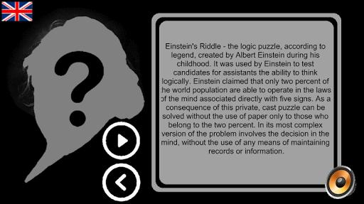 Einstein's riddles 1.10.2 screenshots 1