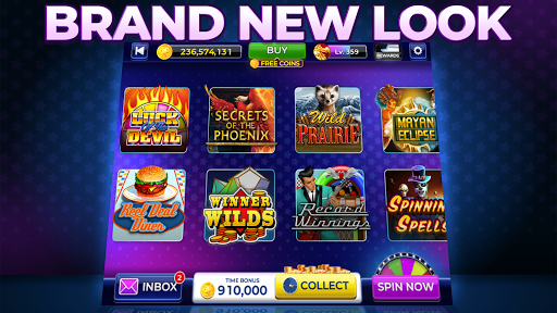 Star Spins Slots: Vegas Casino Slot Machine Games 12.10.0042 screenshots 10