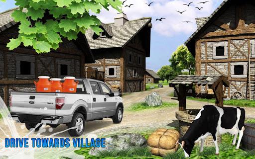 Milk Van Delivery Simulator 2018 1.1.3 screenshots 2