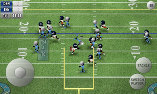 Stickman Football 2.5 Mod APK (Unlimited) 2
