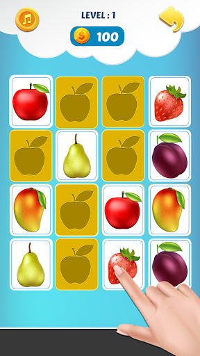 Picture Match, Memory Games for Kids - Brain Game screenshots 7