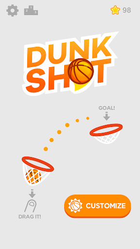Dunk Shot 1.4.5 screenshots 1