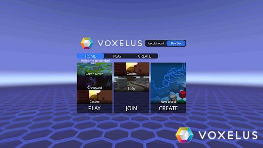 Voxelus 3