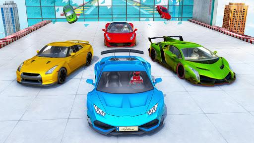 Fast Car Stunts Racing: Mega Ramp Car Games 1.3 screenshots 9