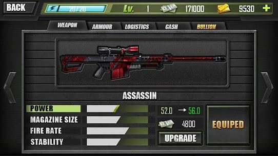 Modern Sniper Mod Apk 2.4 (Unlimited Gold) 6