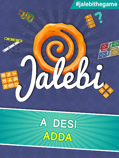 Jalebi - A Desi Adda With Ludo Snakes & Ladders 5.7.0 Screenshots 1