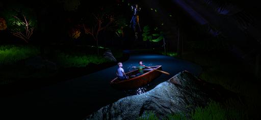 Siren Head Scary Horror Forest Story 1.4 screenshots 1