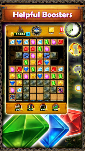 Gem Quest Hero - Jewels Game Quest 1.0.9 screenshots 4