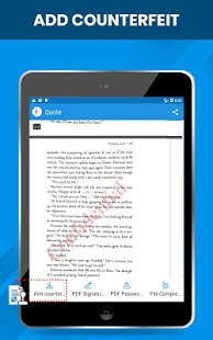 Document Scanner - Free PDF Creator & OCR Scanner Capture d'écran