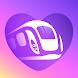 ロマンス電車-恋活・婚活アプリで出会いを探そう