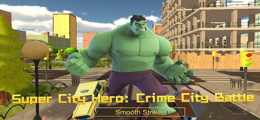 Super City Herouff1aCrime City Battle 14 screenshots 8