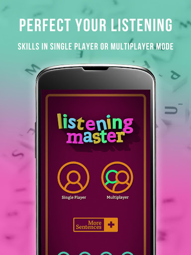 Learn English - Listening Master android2mod screenshots 1
