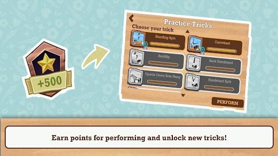 Spirit Riding Free Trick Challenge Apk Download 4