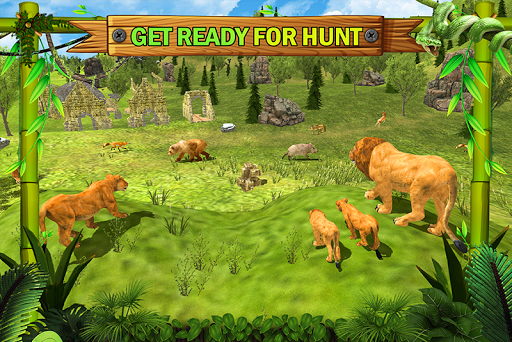 Jungle Kings Kingdom Lion Family screenshots 5