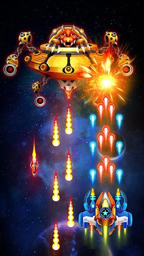 Code Triche Space Shooter: Les Envahisseurs Extraterrestres APK MOD (Astuce) screenshots 2