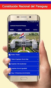 How To Run Constitucion Nacional del Paraguay App On Your PC (Windows & Mac) 1