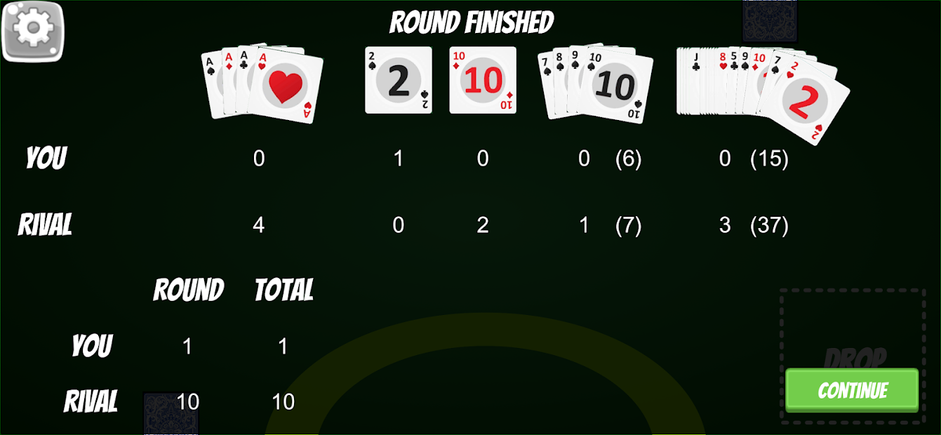 Cassino Naipes screenshot 3